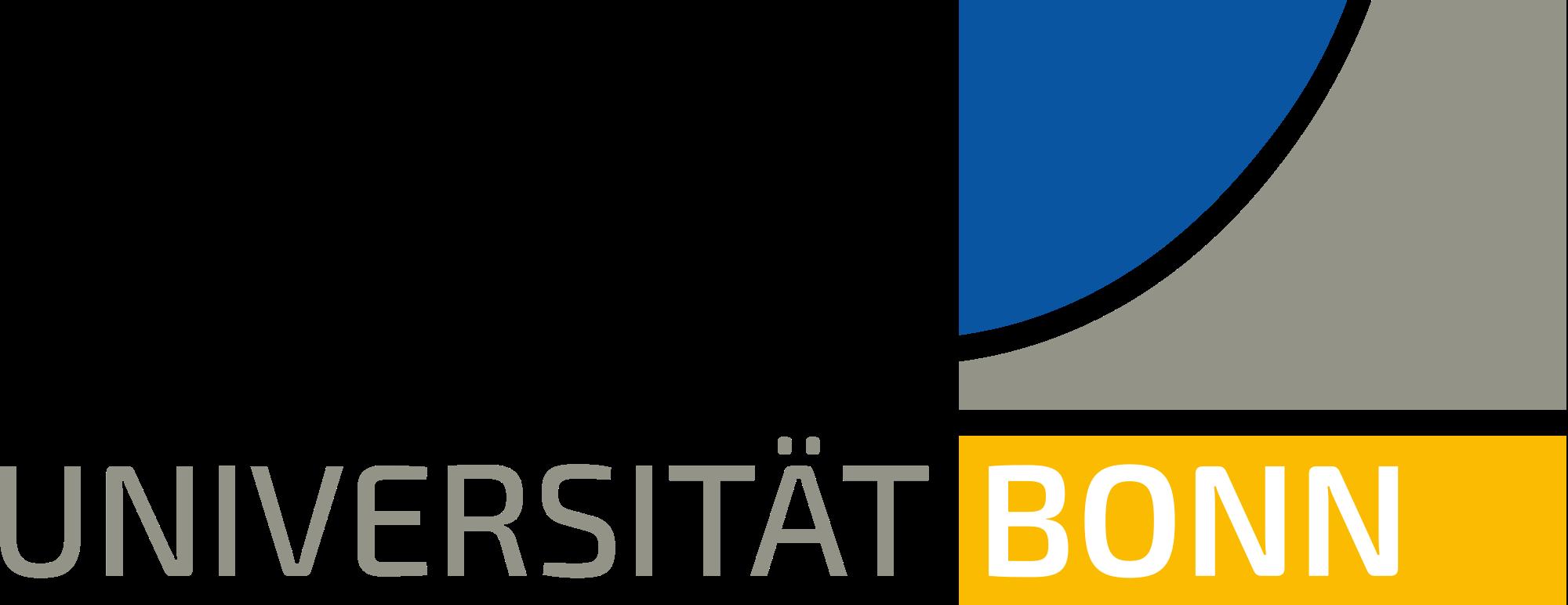 Logo Universität Bonn